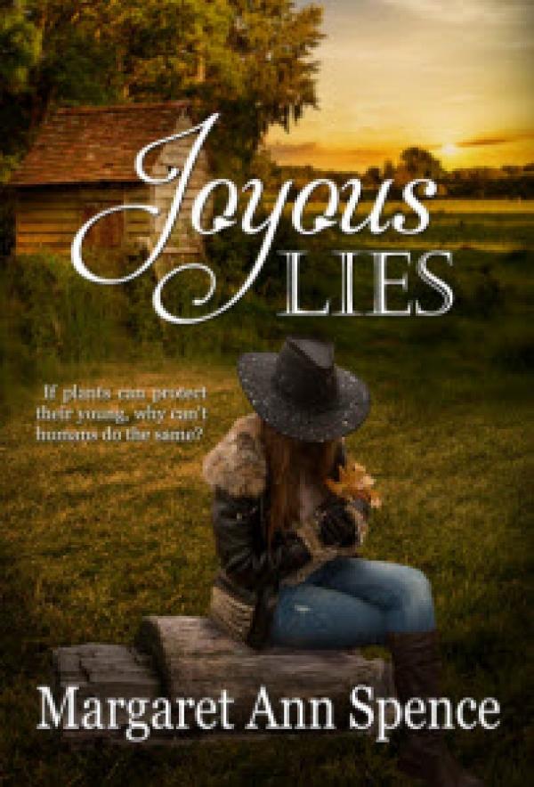 Joyous Lies Cover Reveal!
