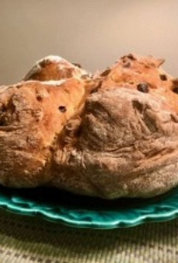 St. Pat's Irish Soda Bread